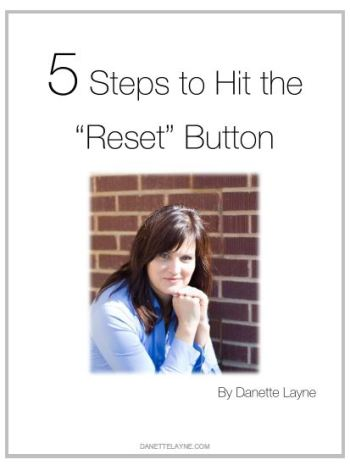 Danette Layne Hit the Career Reset Button
